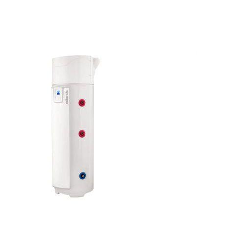 Pompa ciepła c.w.u explorer 200 l + gratisowe kanały zasysowe 5 x 2mb do podłącznia powietrza marki Atlantic - super oferta
