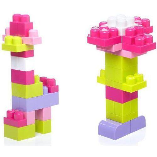 Mega Bloks Klocki 60 elementów Torba First Builders Ast.