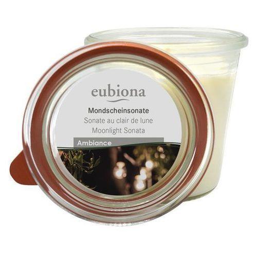 Eubiona Świeca zapachowa z bio-stearyny sonata księżycowa (4023003309105)