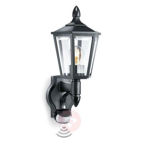 STEINEL L 15 C - lampa z czujnikiem ruchu i zmierzchu czarny 617813