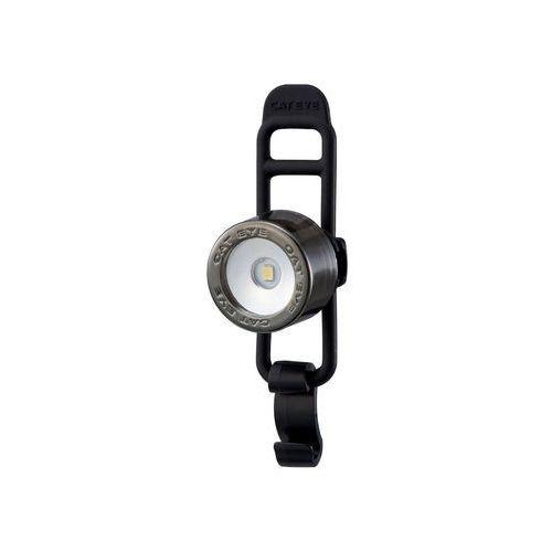 5441681 lampka rowerowa przednia sl-ld135-f nima 2, czarna marki Cateye