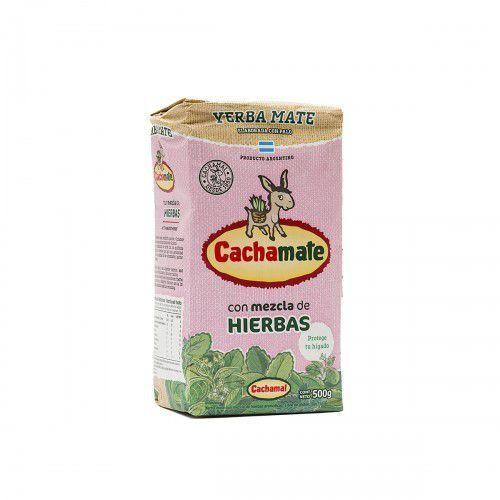 Intenson Yerba mate cachamate  500 g