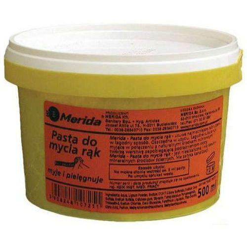 Pasta do mycia rąk MERIDA 0,5 litra, PA12