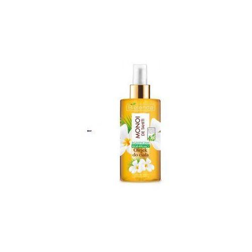 body oil (w) olejek do ciała monoi de tahiti 150ml marki Bielenda