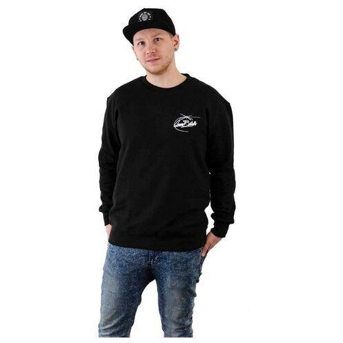 Snowbitch Bluza - tag star crew black (black) rozmiar: xl