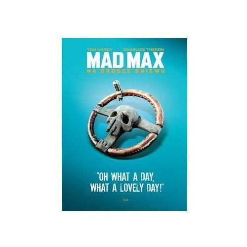 MAD MAX: NA DRODZE GNIEWU (DVD) ICONIC MOMENTS (Płyta DVD) (7321910338117)