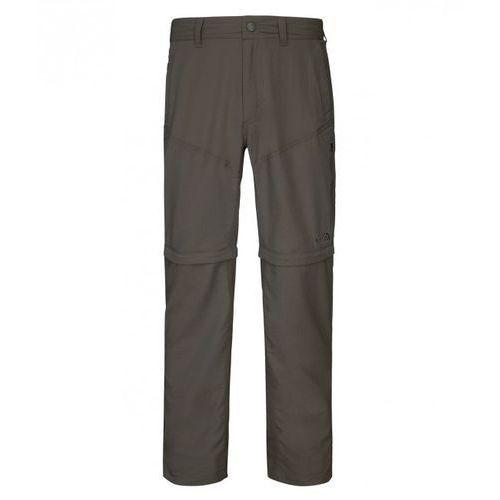 Spodnie HORIZON CONVERTIBLE PANT, nylon