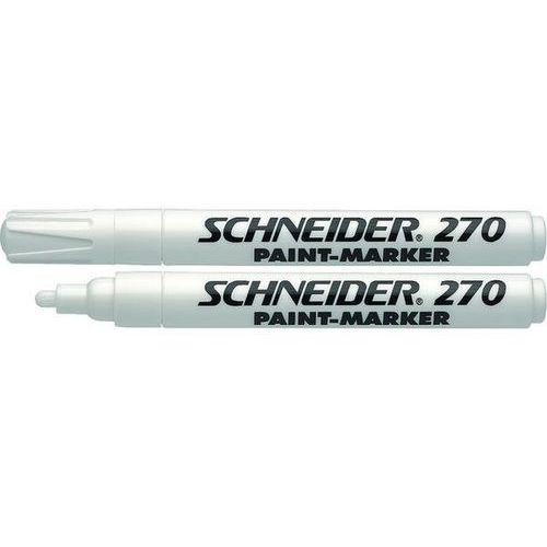 Schneider marker olejowy 270, biały