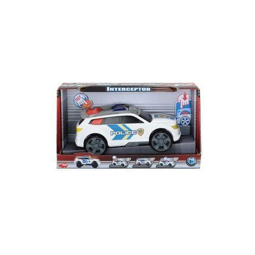 Samochód policyjny 30 cm marki Dickie toys