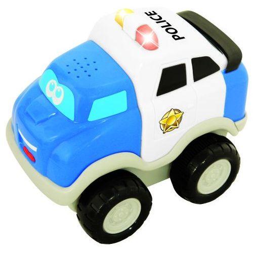 Kiddieland, Nacisnij i jedź, Policja, pojazd