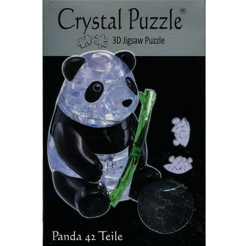 Bard crystal puzzle miś panda