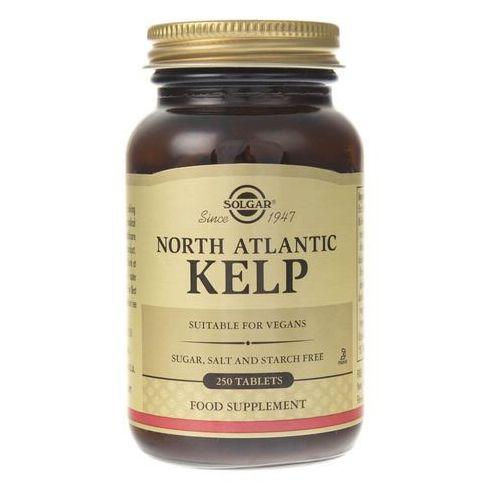 Solgar Północnoatlantycki Kelp (Jod) 200 mcg - 250 tabletek