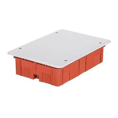 Elektro-plast nasielsk Puszka podtynkowa 264x177x76 z pokrywą 0265-01 install-box elektro-plast (5907569158911)