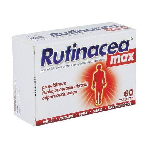 Tabletki Rutinacea Max tabl.x 60