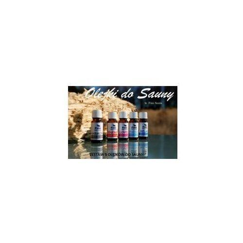 5 * Olejek do sauny 5* 10ml - Zestaw 10 - Pakiet 5 dowolnych zapachów, 9680-88449