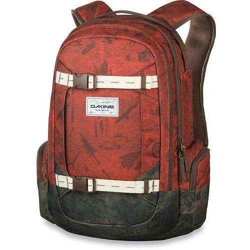 plecak DAKINE - Mission 25L Northwoods (NORTHWOODS) rozmiar: OS