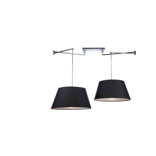 Natalia 2 s black md2238-2s bk lampa sufitowa pendant  marki Azzardo