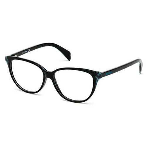 Just cavalli Okulary korekcyjne  jc 0710 005
