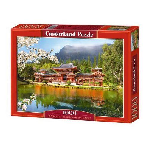 Castorland Puzzle 1000 elementów. buddyjska świątynia (c-101726-1)