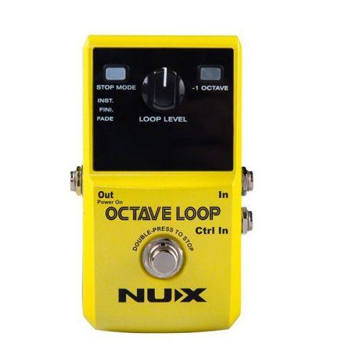 Nux octave loop - efekt gitarowy (0192948268786)
