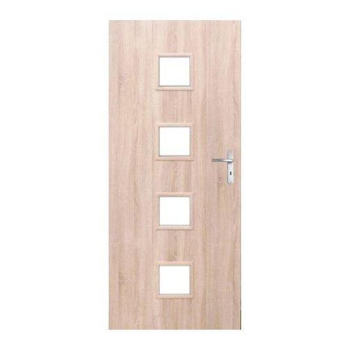 Drzwi pokojowe Clara 70 lewe dąb sonoma
