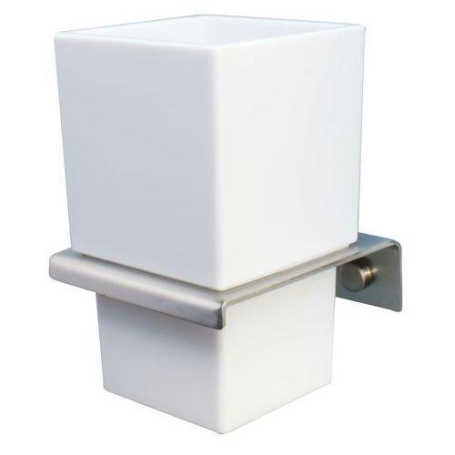 Kubek łazienkowy pojedynczy BA-DE Quartz (5907582164821)