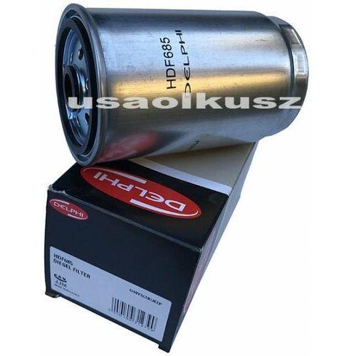 Filtr paliwa dodge nitro 2,8 crd marki Delphi
