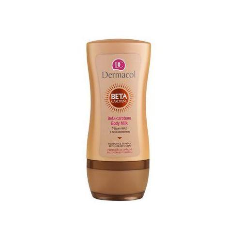 Dermacol  after sun mleczko do ciała służący przedłużeniu opalenizny (beta carotene body milk) 200 ml