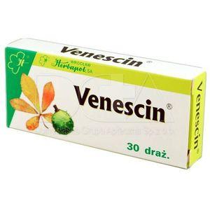 Tabletki VENESCIN 30 drażetek
