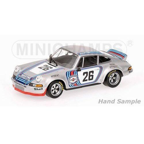 Minichamps Porsche 911 carrera rsr 2.8 #26 mueller/van lennep class winners 1000km dijon 1973