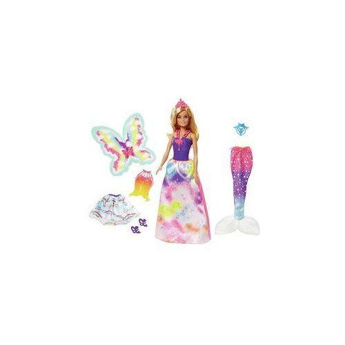 Barbie ba�niowa przemiana mattel