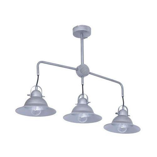 Lampa wisząca stephanson nikiel e27 marki Inspire