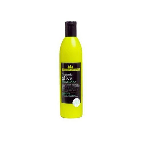 Planeta organica organiczny oliwa z oliwek szampon do włosów codzienna pielęgnacja 360ml marki Planeta organica, rosja