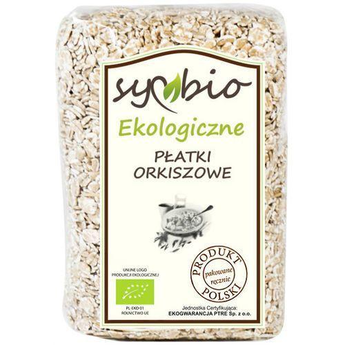 Płatki zbożowe orkiszowe bio 300g - Symbio