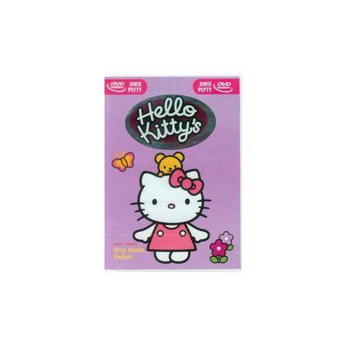 Hello kitty-trzy małe świnki 2dvd
