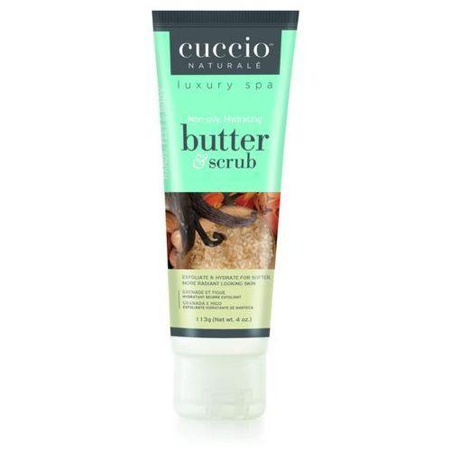 Cuccio Butter & Scrub Vanilla Bean & Sugar | Scrub do ciała wanilia i cukier - 113g
