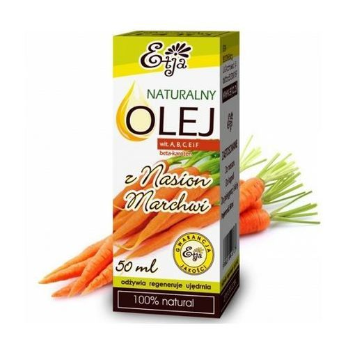 Etja naturalny olej z nasion marchwii 50ml (5908310446776)