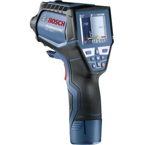Bosch professional Pirometr bosch gis 1000 c professional optyka 50:1 -40 do +1000 °c termometr bezdotykowy