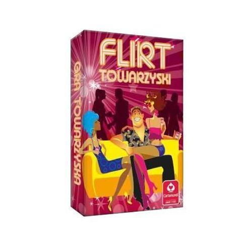 Cartamundi Flirt towarzyski - nowy wzór (5901911002464)