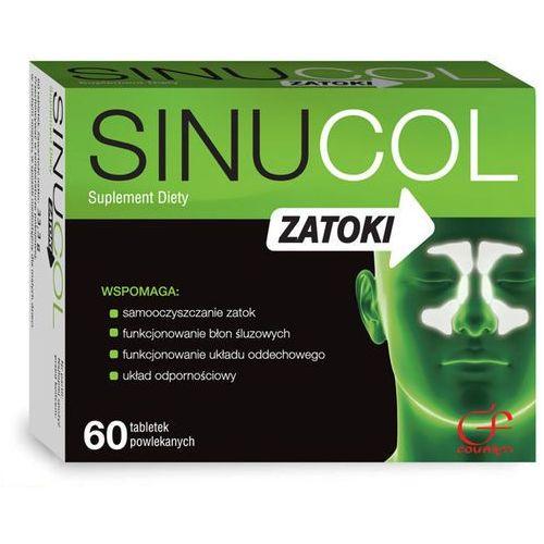 Tabletki SINUCOL ZATOKI x 60 tabletek