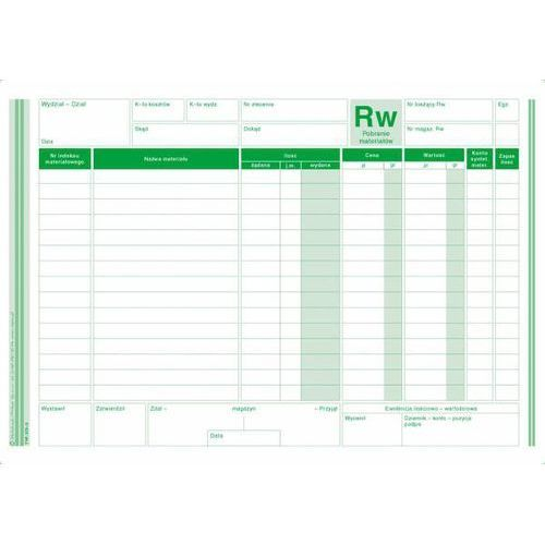 RW pobranie materiału wewn. (wielokopia) MICHALCZYK I PROKOP A5 - G0338