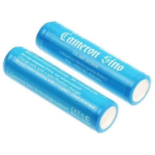 2x akumulator 18650 2900mAh 10.73Wh Li-Ion 3.7V z zabezpieczeniem PCM (Cameron Sino) (4894128117568)