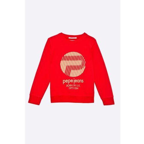 - bluza dziecięca 122-178.180 cm marki Pepe jeans