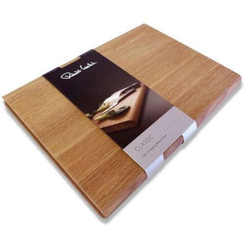 Deska do krojenia z litego drewna dębowego Classic Robert Welch (MISRW2360V), MISRW2360V