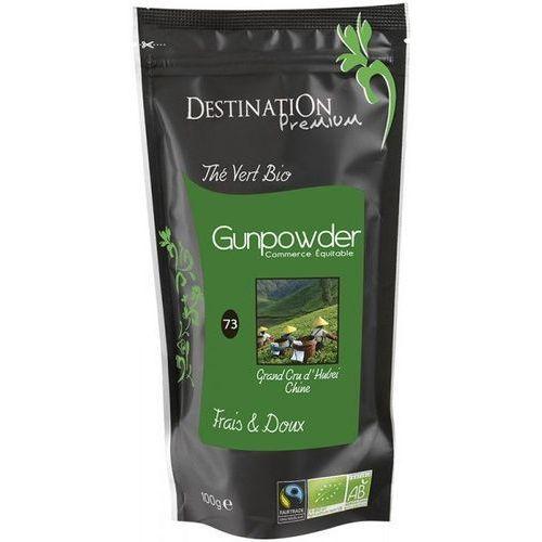 211destination Herbata zielona gunpowder 100g - destination