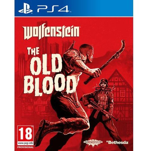 Wolfenstein The Old Blood, gra na XOne