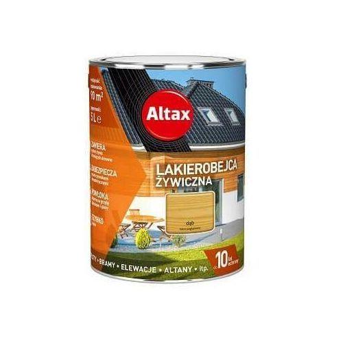 Altax lakierobejca żywiczna dąb 5 l (5900172960728)