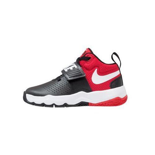 Nike Performance TEAM HUSTLE D 8 Obuwie do koszykówki black/white/university red (0887223571162)