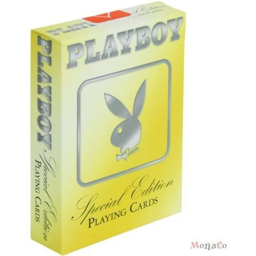 Karty playboy – special edition - gold - uspc karty playboy – special edition - gold - uspc marki Uspcc - u.s. playing card compa