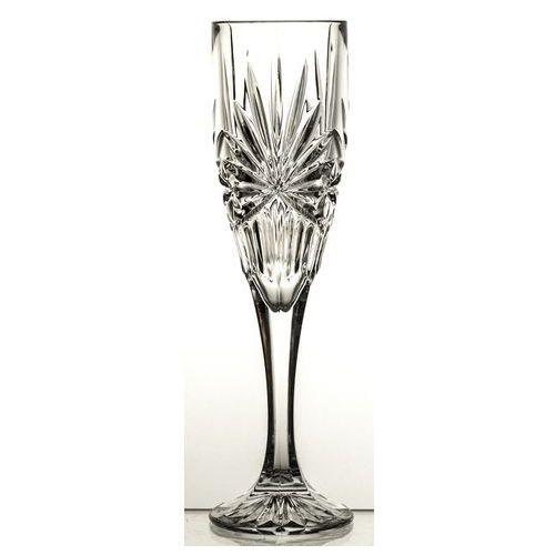 Kieliszki do szampana kryształowe 6 sztuk 04371 (5900341043719)